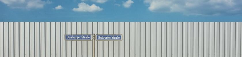 Zaun Duisburgerstraße