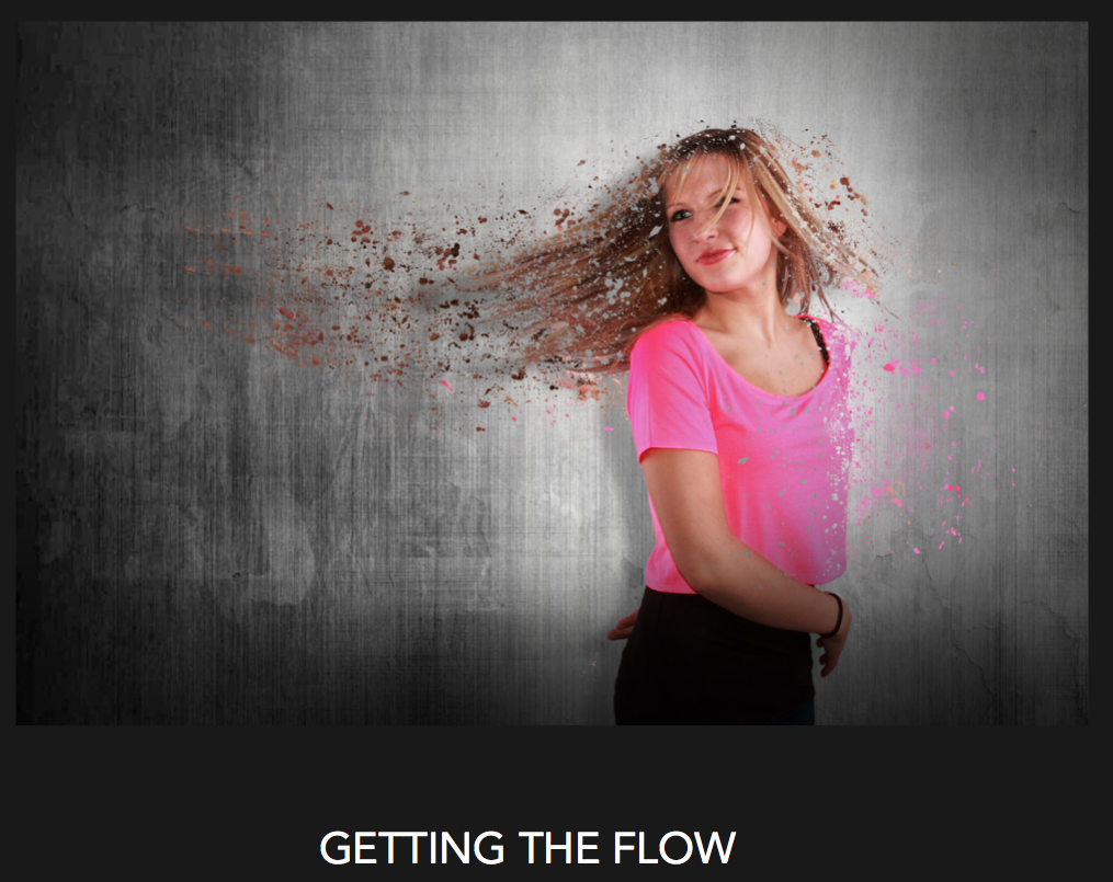 Getting the Flow (Dominique Gessner, 2015)