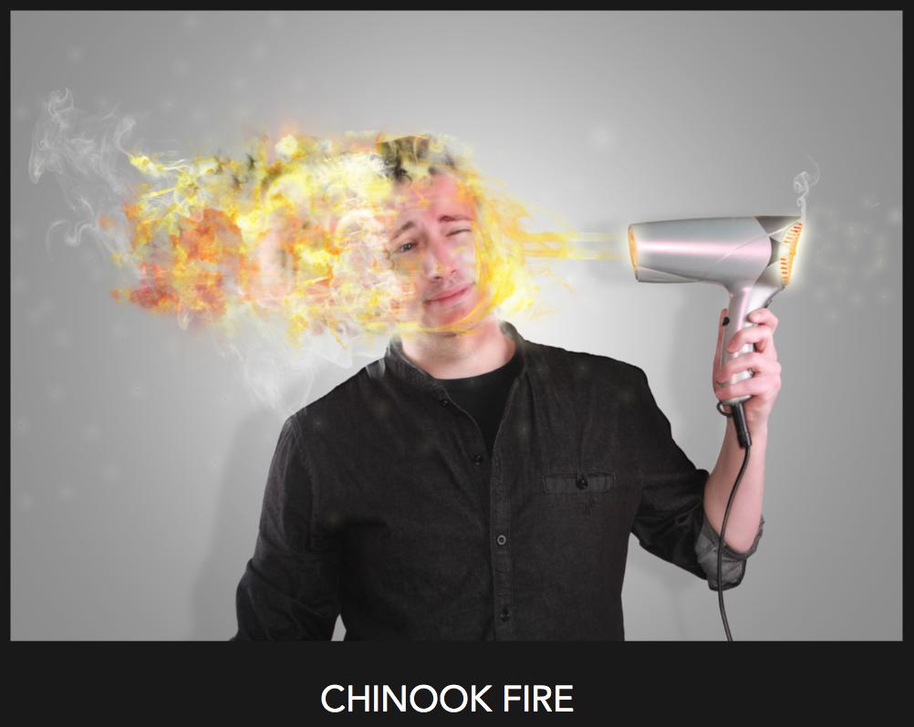 Chinook Fire (Daniel Appel, 2015)