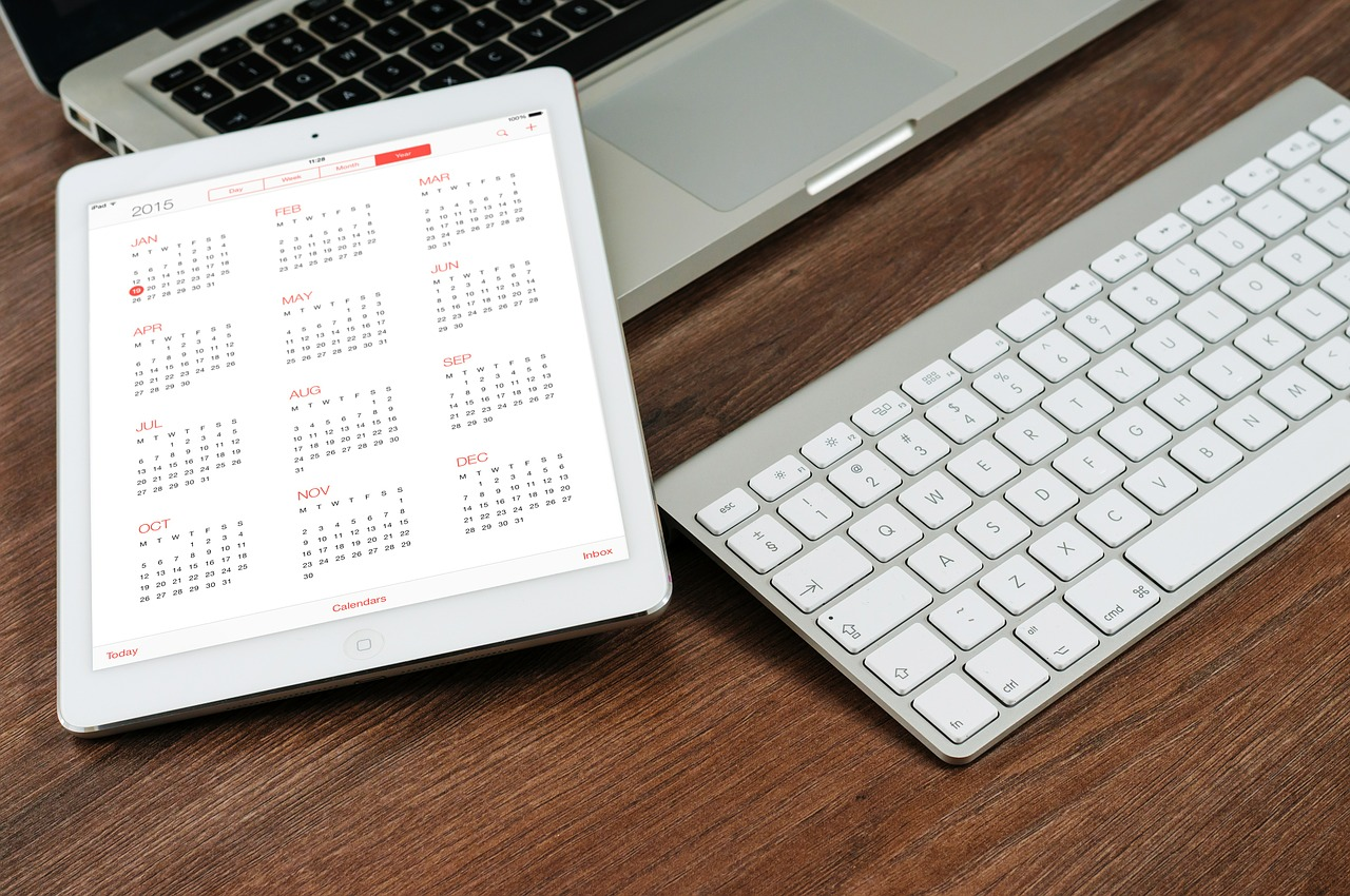 IPad Kalender