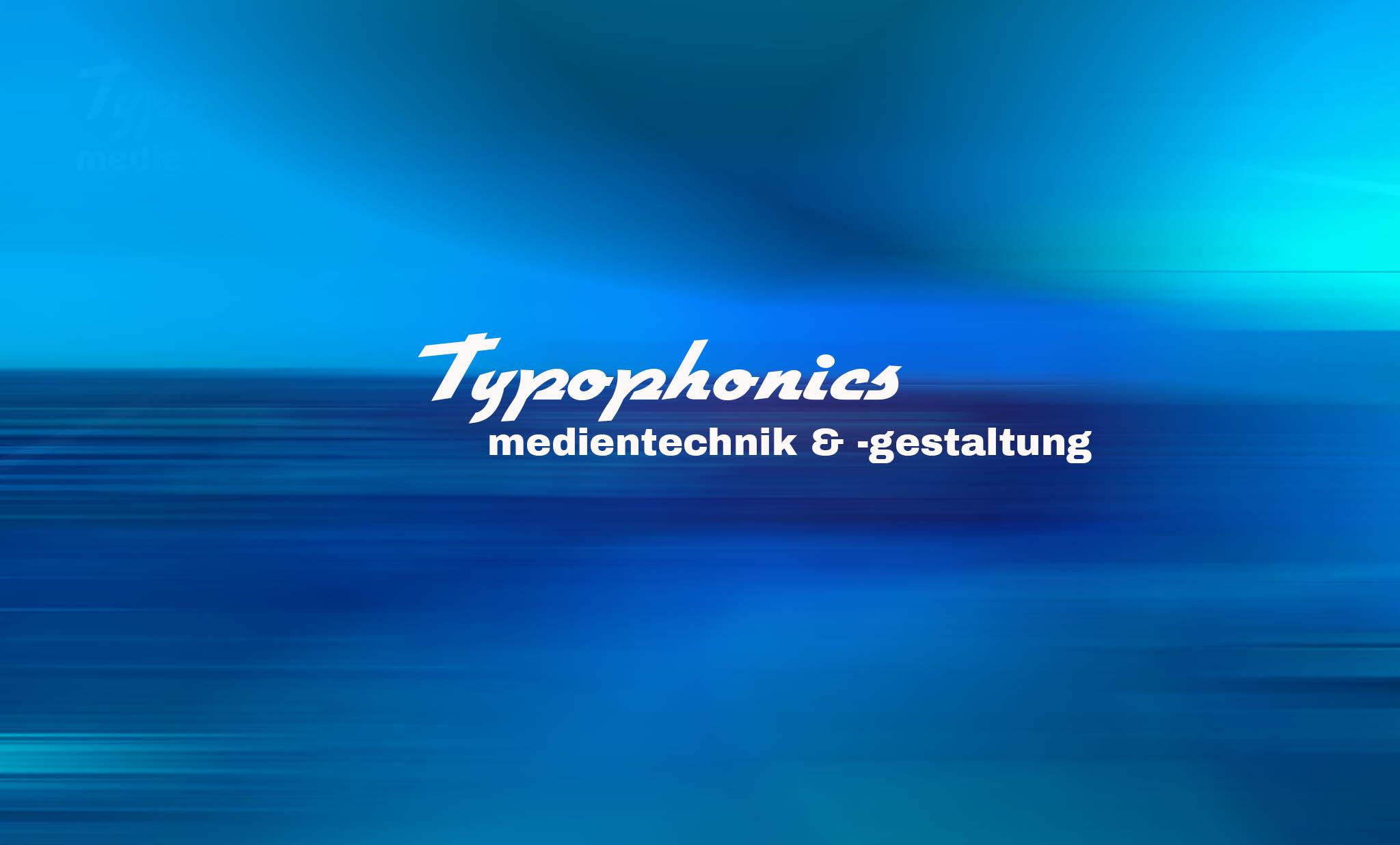 Typophonics