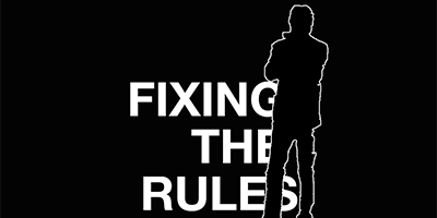 Fixing the rules